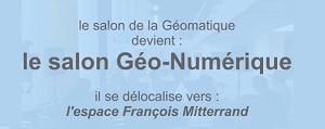 Salon Géo-Numérique