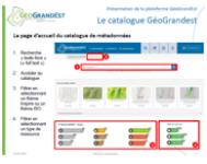 Le catalogue GéoGrandEst