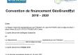 Conventions de financement DataGrandEst